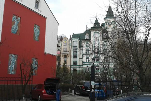 Podol in Kiew